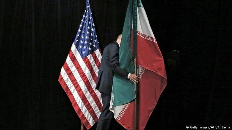 Iran: Kami akan Tegas Hadapi Segala Ancaman AS