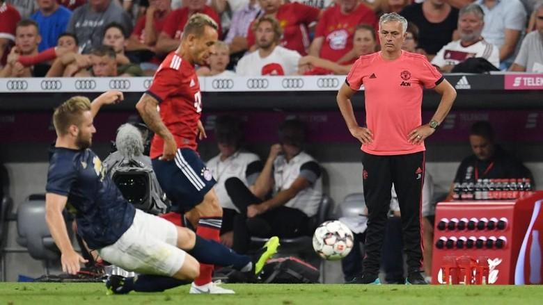 Mourinho Khawatir MU Akan Hadapi Musim yang Sulit
