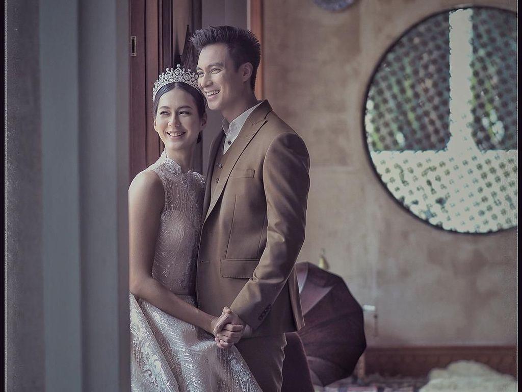 Inspirasi Seserahan Nuansa Jawa Modern dari Pernikahan Baim Wong dan Paula