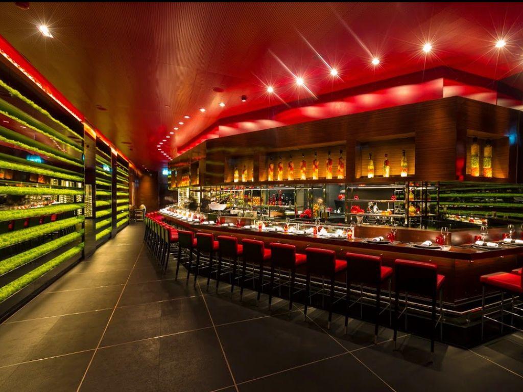 Ini Suasana Restoran Mewah Milik Joel Robuchon di Bangkok