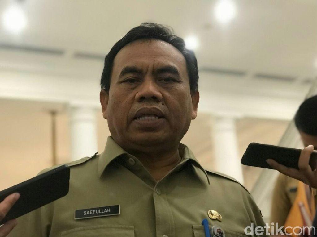 Penyerapan Anggaran Pemkot Jakarta Selatan Terburuk di DKI