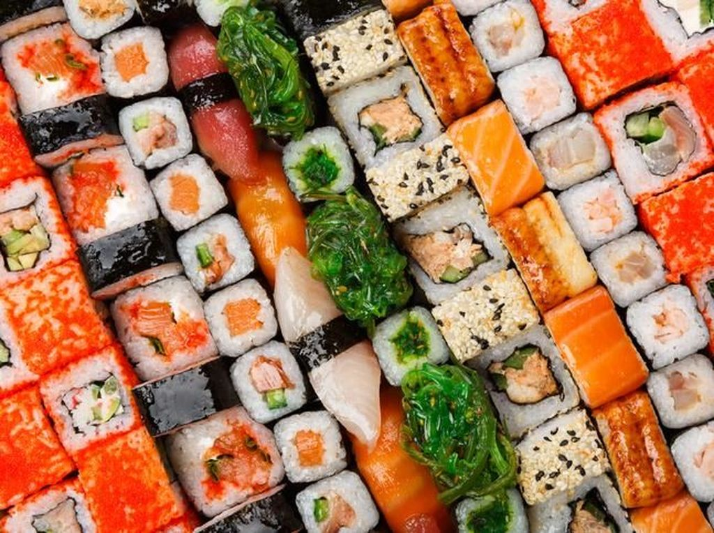 Berapa Banyak Sushi yang Aman Dimakan Setiap Minggu?