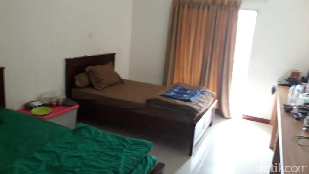 Penampakan Kamar Tidur TKA China di Morowali