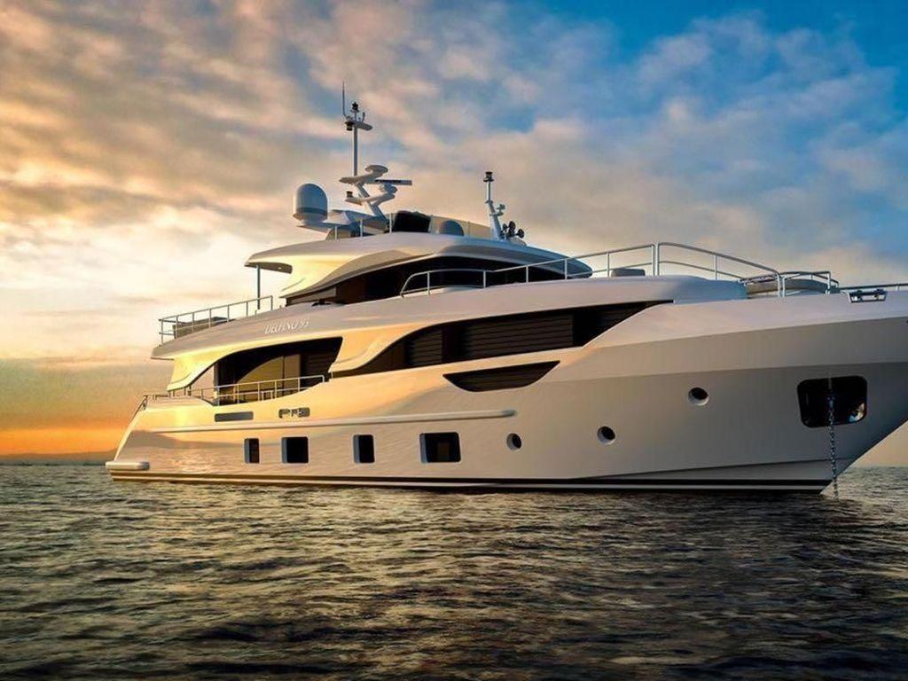 Dicari: Penguji Coba Yacht Mewah, Gajinya Hampir Rp 1 M