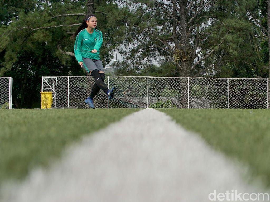 Dhanielle Daphne Ungkap Target Timnas Sepakbola Putri di Asian Games 2018