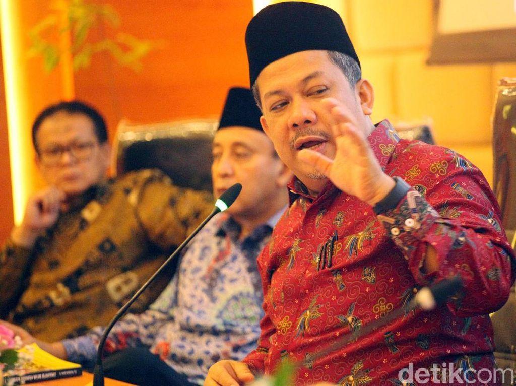 Tuding Jubir Jokowi Tak Berkelas, Fahri: Saya Tak Perlu Dibantah