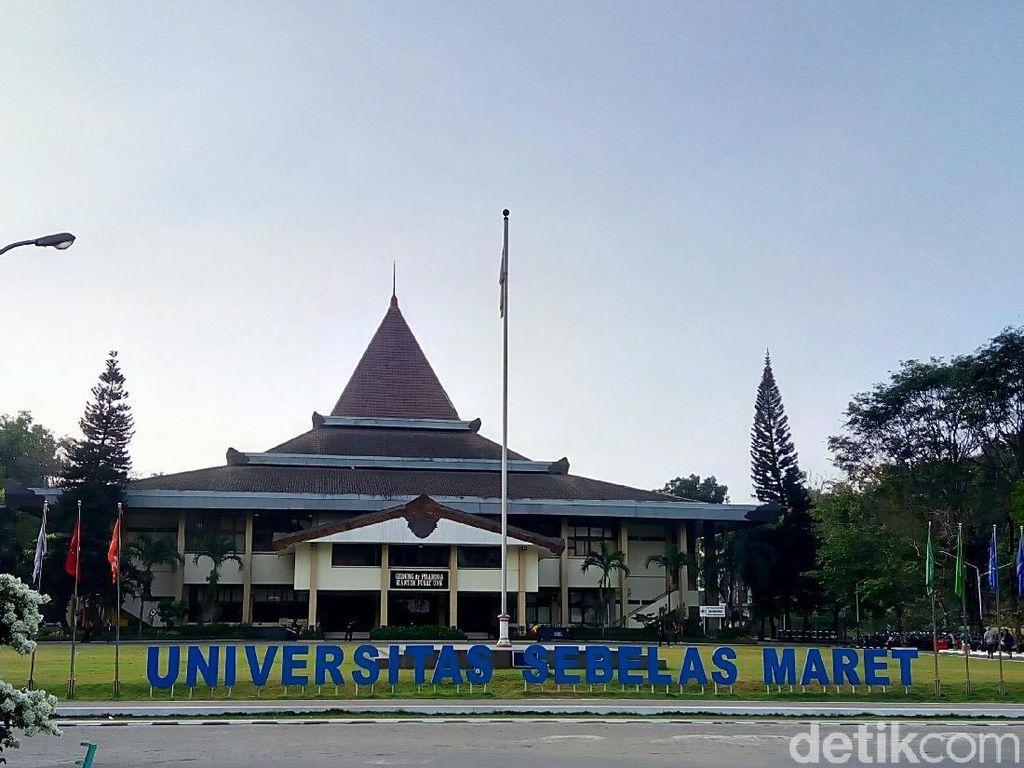 Solo KLB Corona, UNS dan UMS Terapkan Kuliah Online