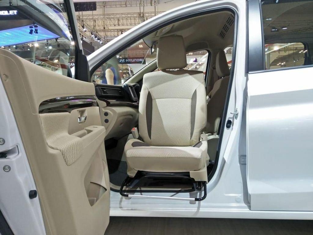 Suzuki Punya Ertiga Buat Kaum Difabel