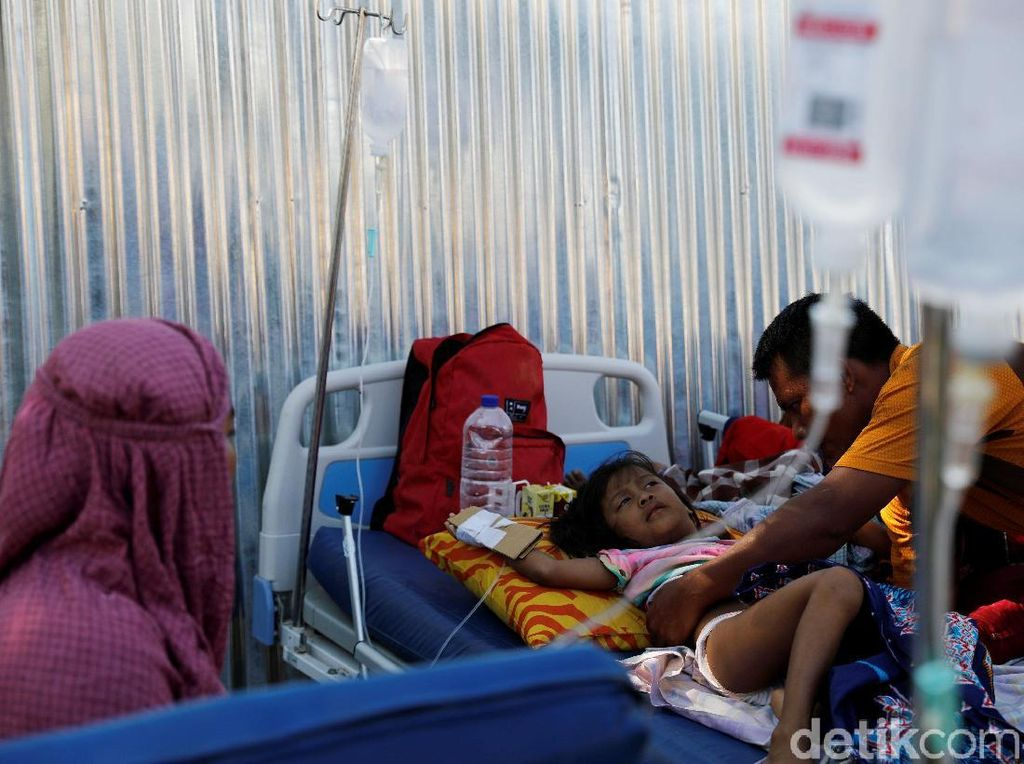 Rentan Trauma, Dongeng Jadi Trauma Healing Anak-anak Korban Gempa