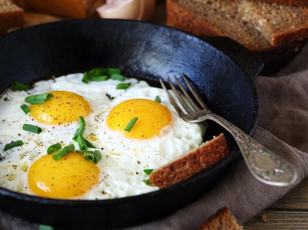 Agar Kerja Otak Maksimal, Konsumsilah 7 Makanan Ini Saat Sarapan