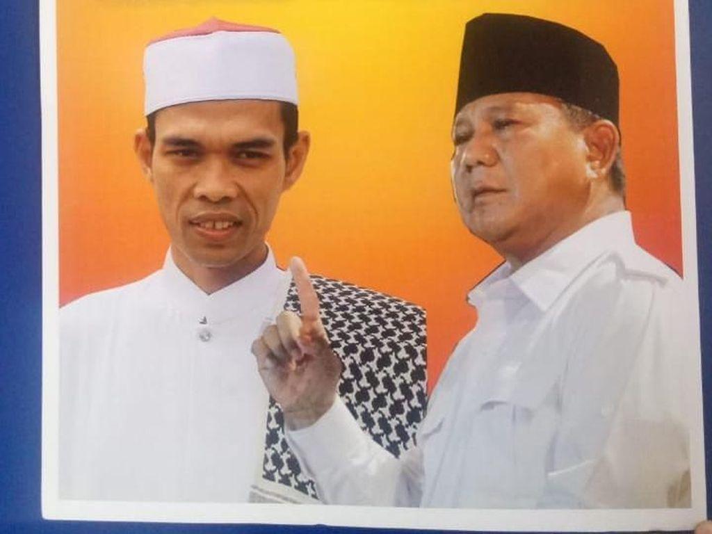 Eggi Sudjana: Salim Segaf Tak Laku Dibanding UAS
