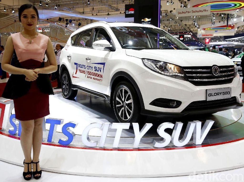 Harga dan Masa Garansi SUV China Ini Bikin Kaget Jokowi