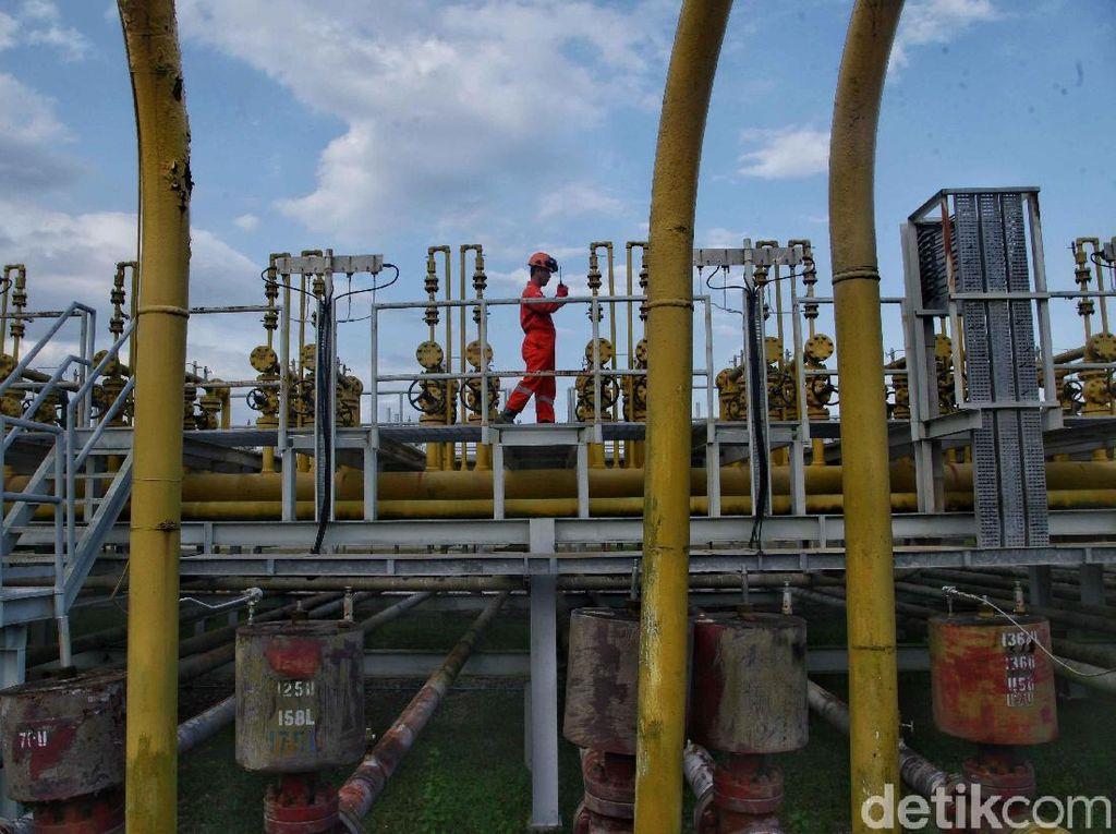 Dorong Pengembangan Gas Natuna, Para Ahli Migas Siap Kumpul Bareng