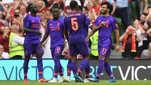 Bisa Juara Musim Ini, Liverpool?