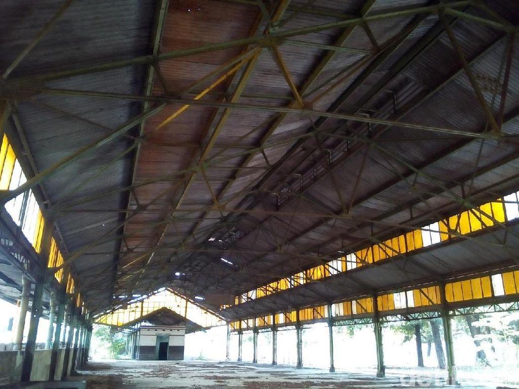 Mangkrak, Bekas Stasiun KA Kudus akan Dijadikan Pusat Bisnis