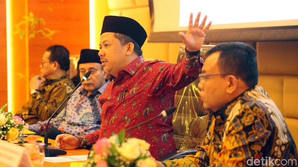 Fahri Hamzah Luncurkan Buku Mengapa Indonesia Belum Sejahtera
