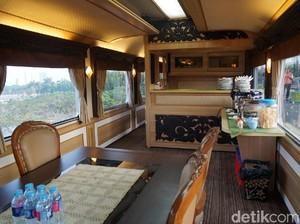 Ada Sleeper Train, Apakah Kereta Wisata Tersaingi?