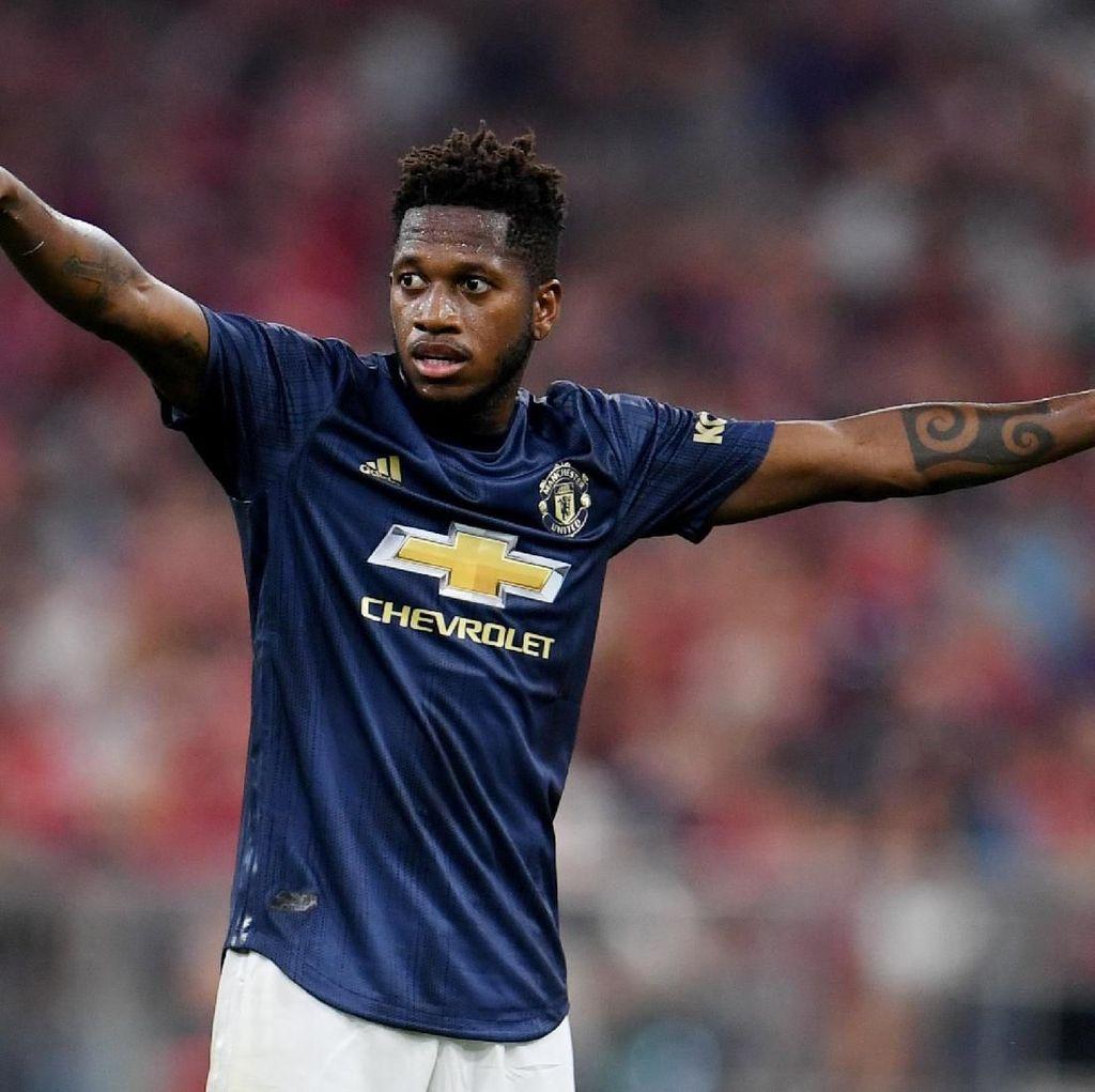 Fred: Wajar Ada Tuntutan Besar di Manchester United