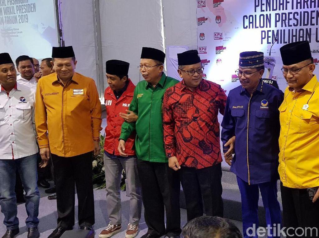 Malam Ini Timses dan Relawan Jokowi Rapat di Rumah Cemara