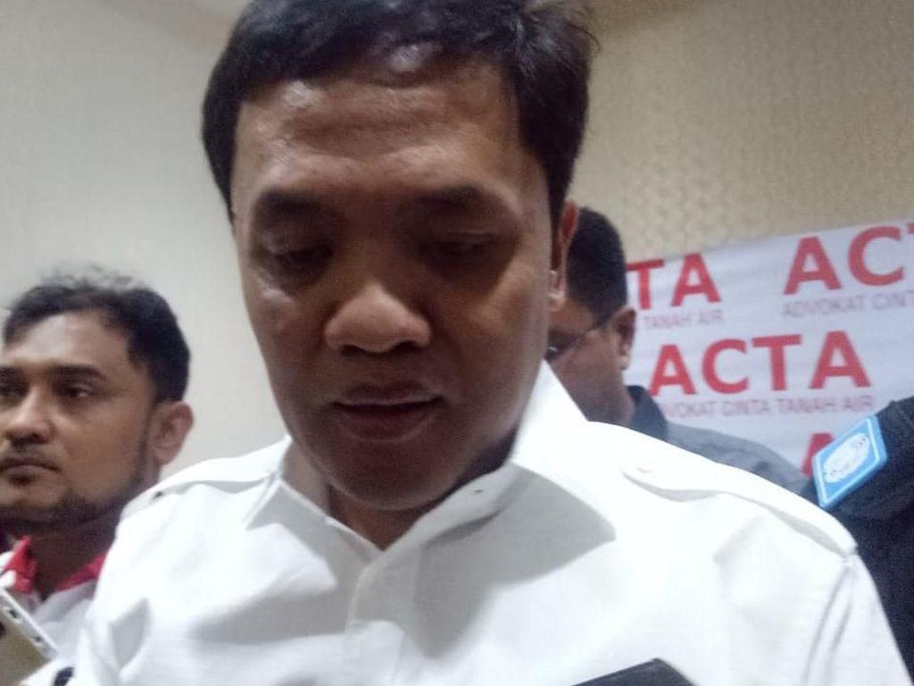 Habiburokhman: GNPF Ulama-FPI Dorong Ustaz Somad Cawapres Prabowo