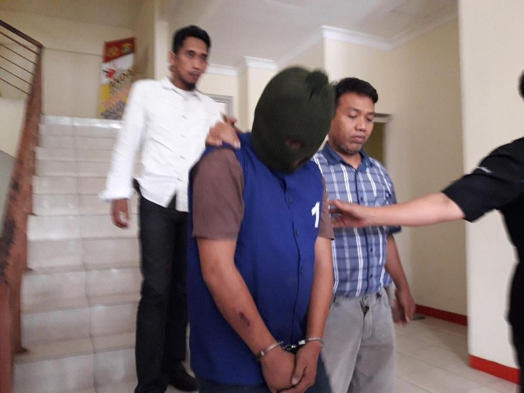 Pura-pura Salat, Pria di Bekasi ini Curi Motor di Masjid