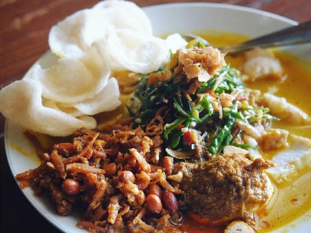 Icip-icip 3 Makanan Bandung di Restoran Salapan