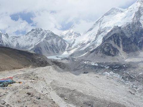 Pegunungan Everest.
