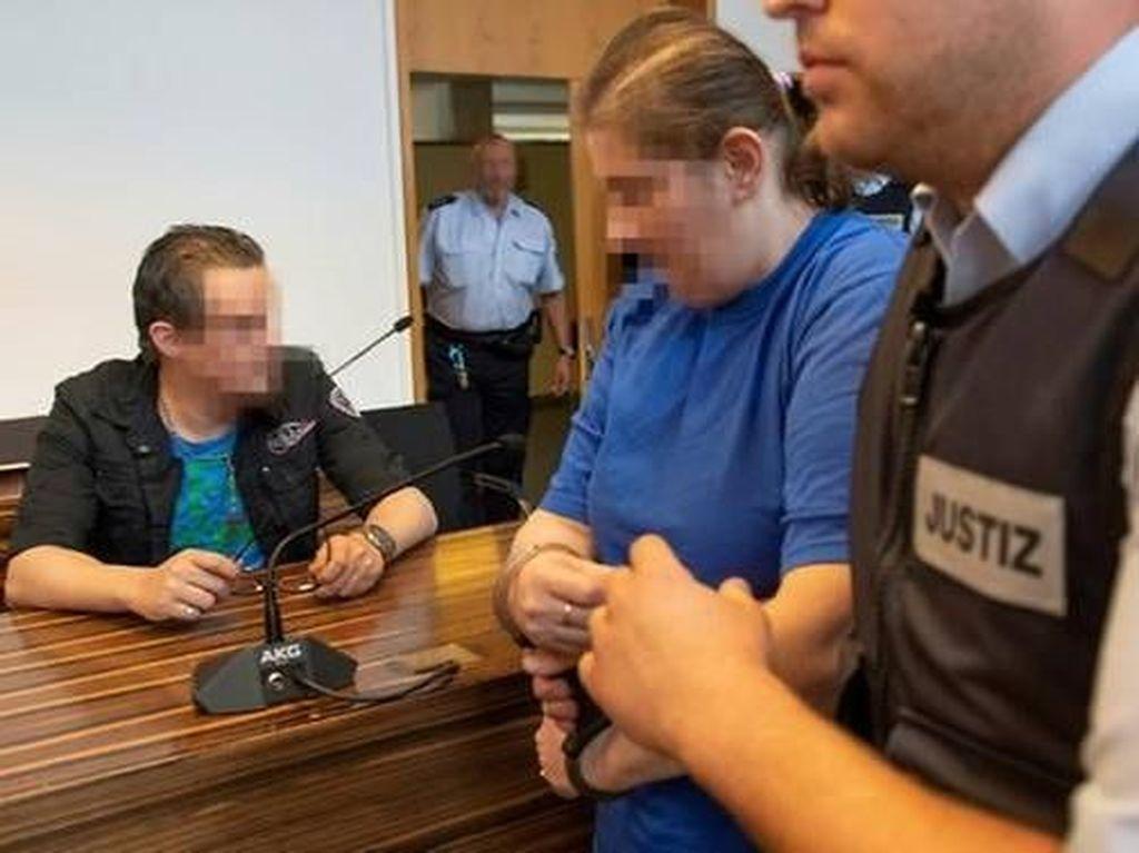 Bejat! Pasangan Jerman Cabuli dan Jual Anaknya di Situs Paedofil