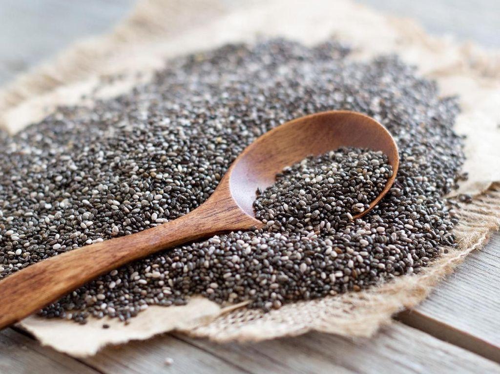 Sederet Manfaat Awali Hari dengan Konsumsi Chia Seed