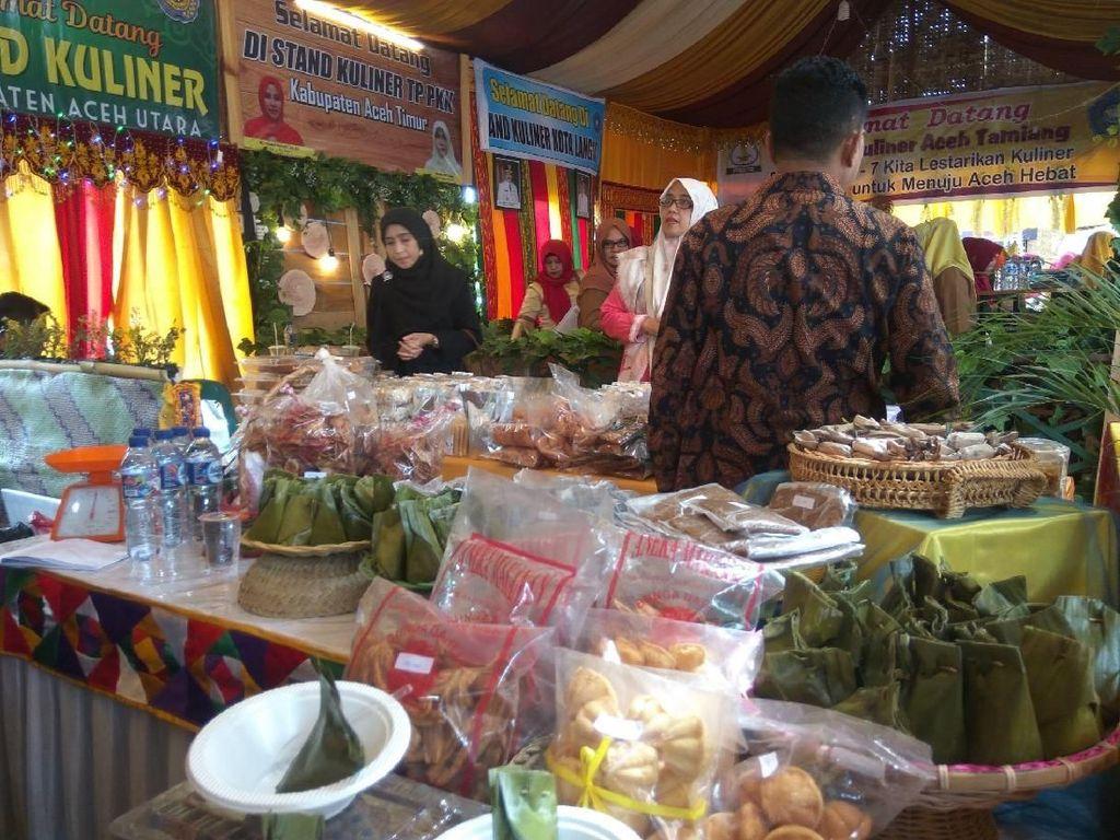 Yuk, Berburu Kuliner Aceh di Pekan Kebudayaan Aceh