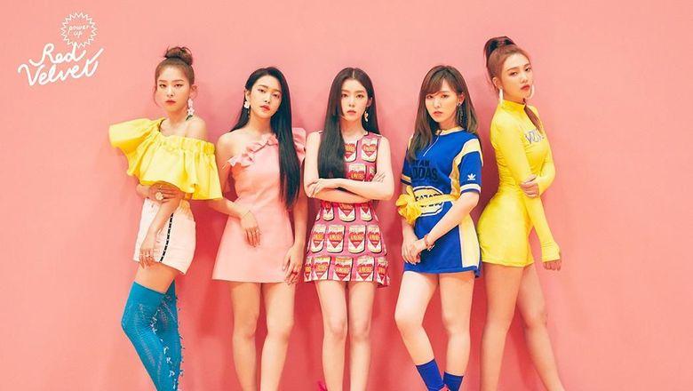 Red Velvet Siap Meriahkan Panggung Korean Wave 2019