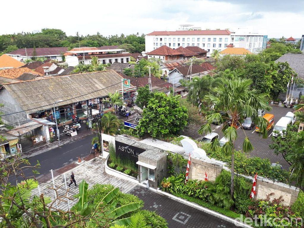 Gempa Sudah Tak Ganggu Wisatawan di Bali
