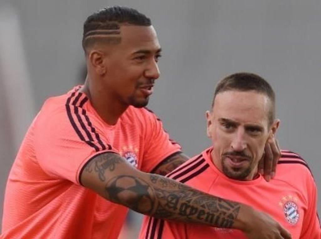 Jangan Tinggalkan Bayern, Boateng