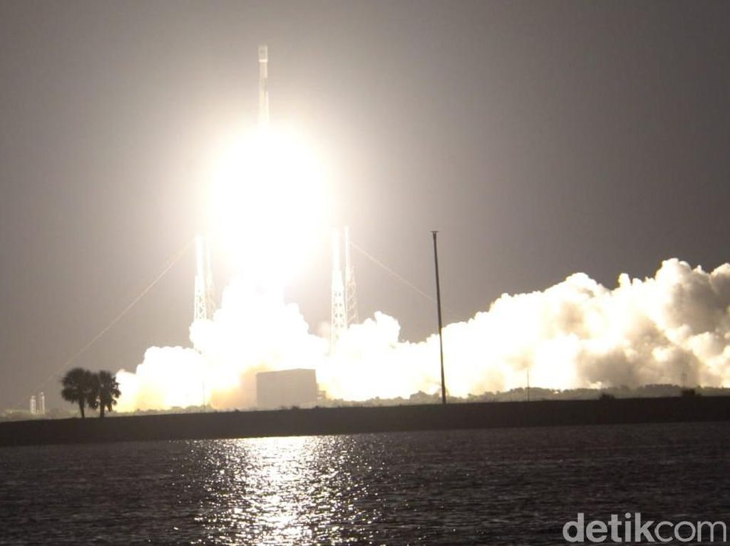 Begini Nasib Terkini Satelit Merah Putih