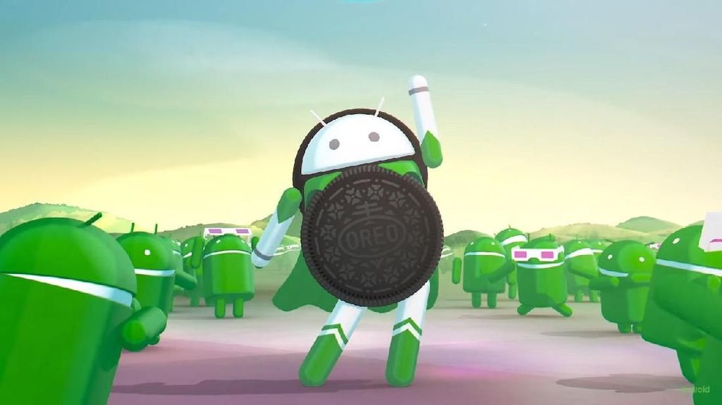 Mencicipi Manisnya Android dari Masa ke Masa