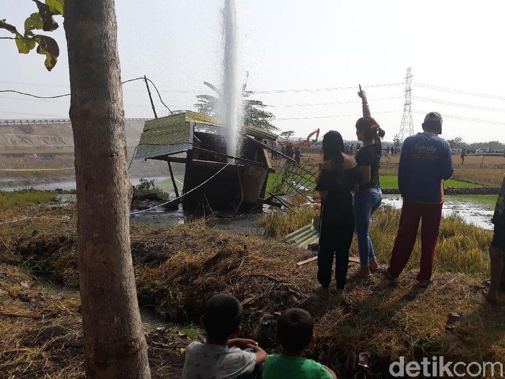 Semburan Air di Ngawi, DPRD: Kalau Tak Bahaya Segera Manfaatkan