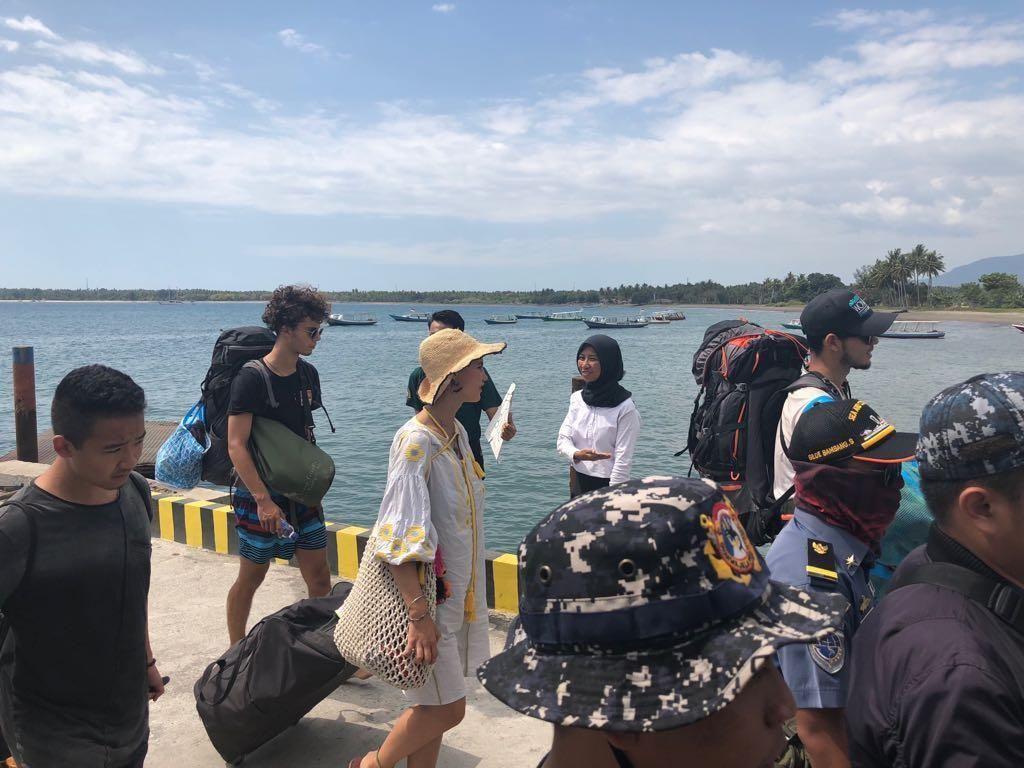 Pasca Gempa Lombok, 3 Gili Sudah Kosong dari Turis