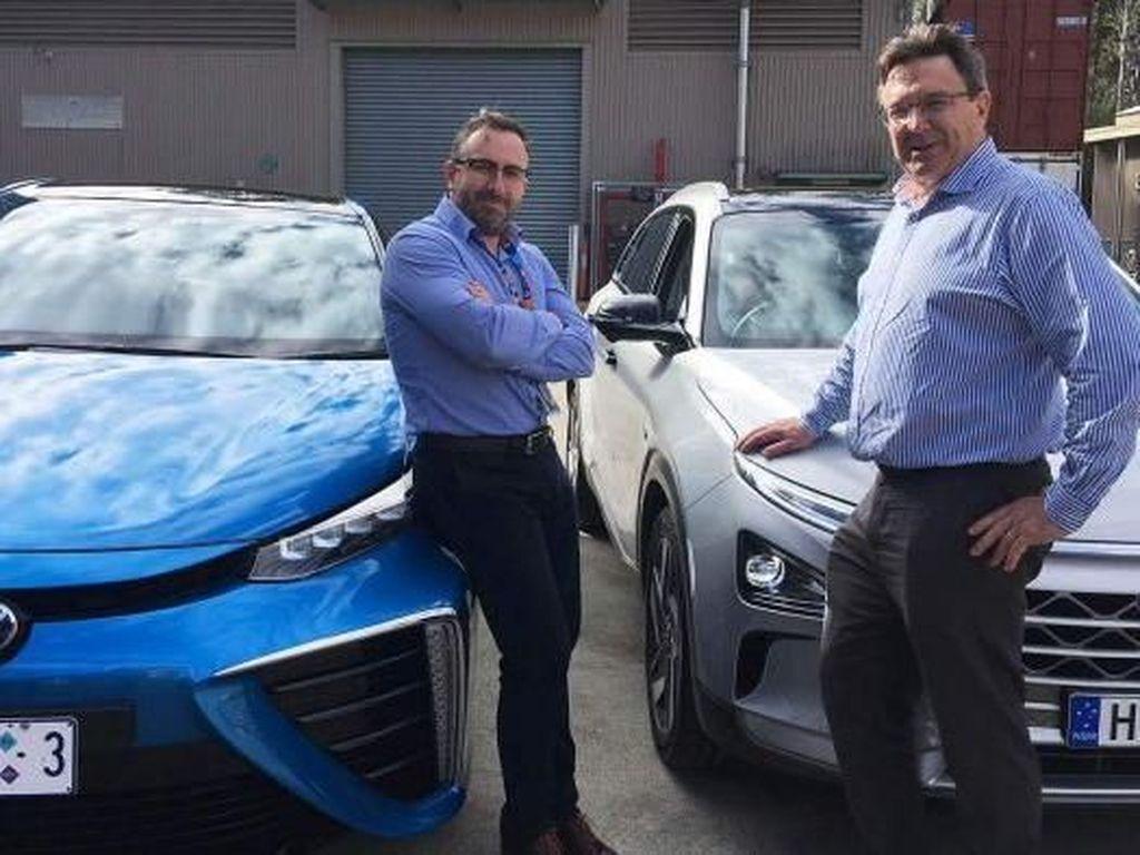 Peneliti Australia Temukan Terobosan Bahan Bakar Hidrogen dari Amonia