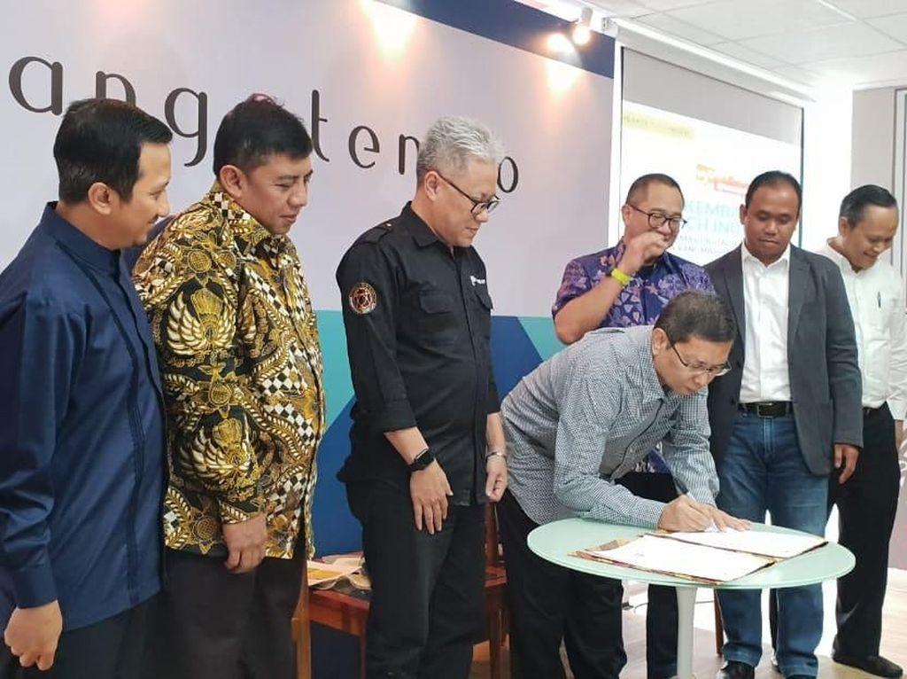Yusuf Mansur Gelontorkan Rp 27 Miliar Borong Saham Tempo.co