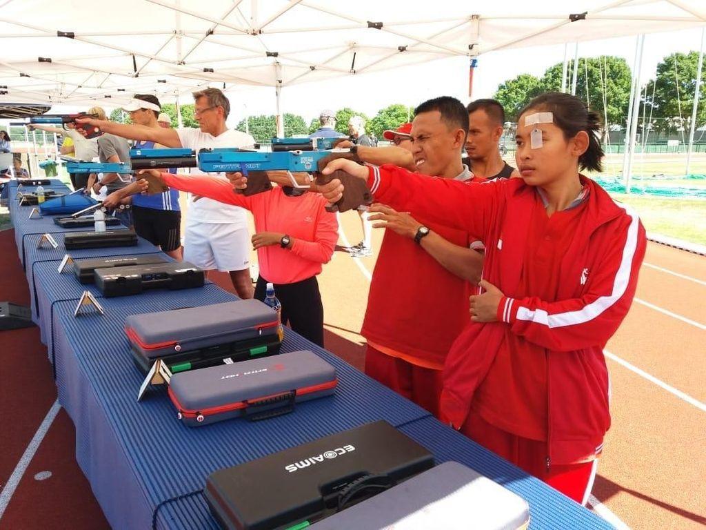Ke Asian Games, Modern Pentathlon Fokus Penguasaan Kuda