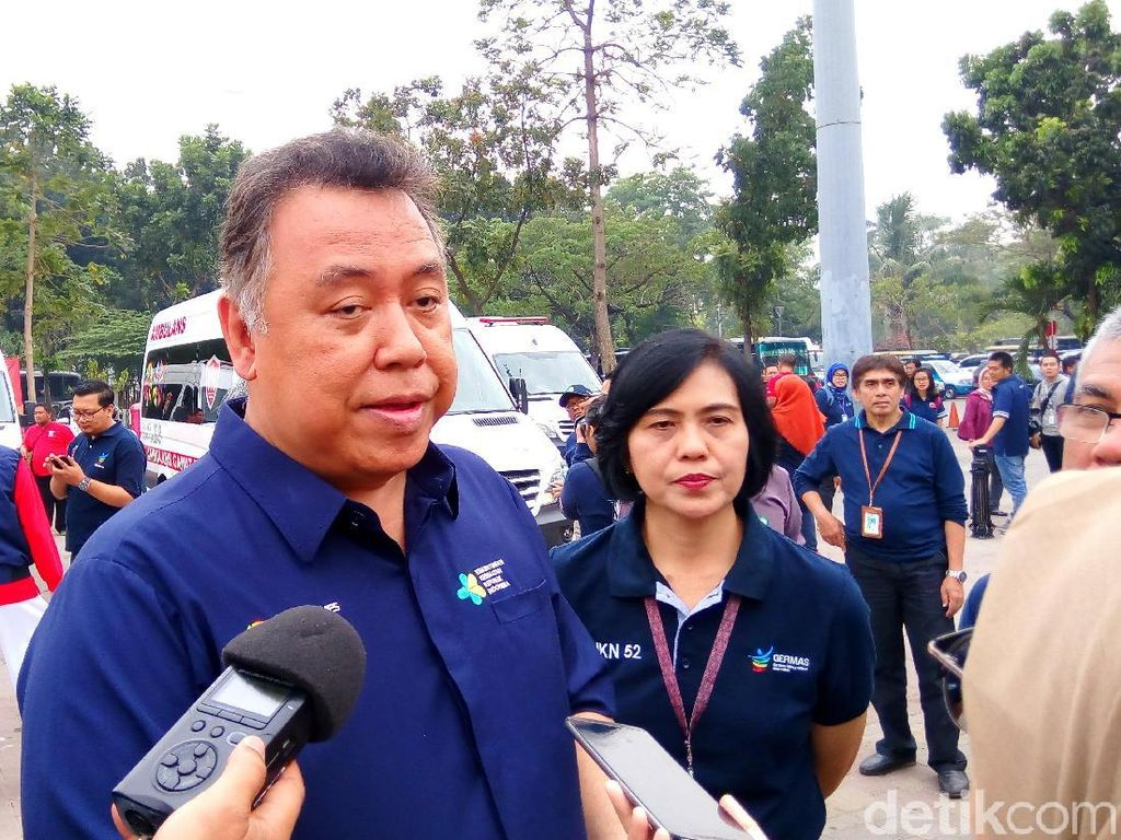 Kemenkes Siapkan 140 Medical Station untuk Asian Games 2018