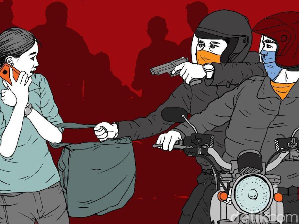 Begal Seorang Mahasiswi, Pengrajin Batu Bata di Pinrang Diringkus Polisi