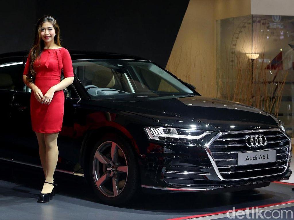 Pembatasan Impor Belum Ganggu Penjualan Audi di Indonesia