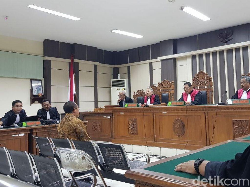 Mantan Cabup Kebumen Divonis 2 Tahun dan Dicabut Hak Politiknya