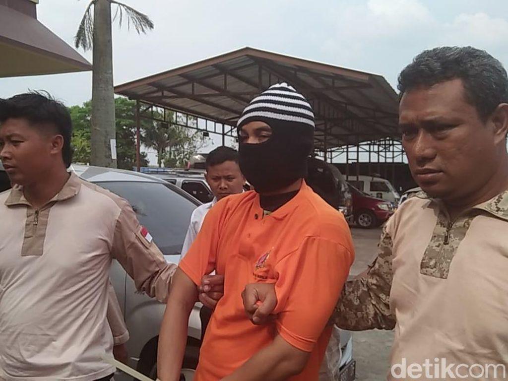 Video: Sosok Ari, Pembunuh Sadis yang Bakar Ferin Caddy
