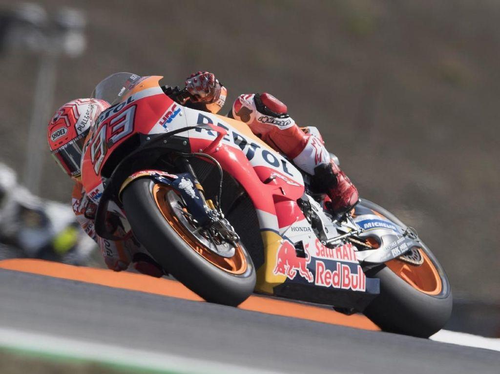 Tes MotoGP Brno Jadi Modal Positif Marquez ke Austria