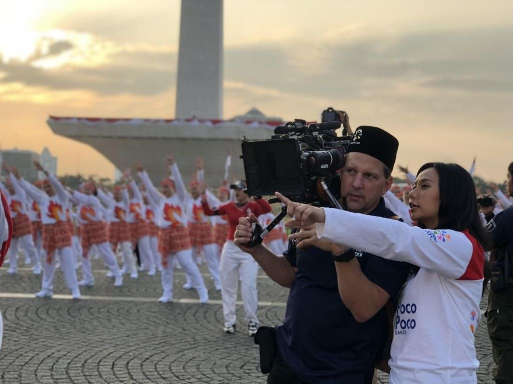 Jatuh Bangun Berkarier, Livi Zheng Dianggap Keliru soal Oscar
