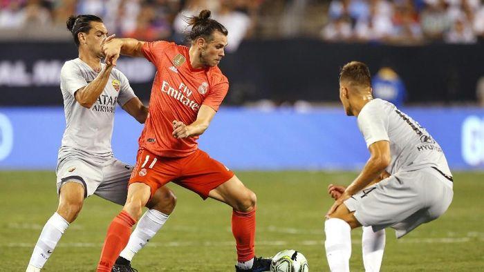 Gareth Bale bisa jadi bintang baru Real Madrid musim ini setelah Cristiano Ronaldo pergi (Noah K. Murray-USA TODAY Sports)