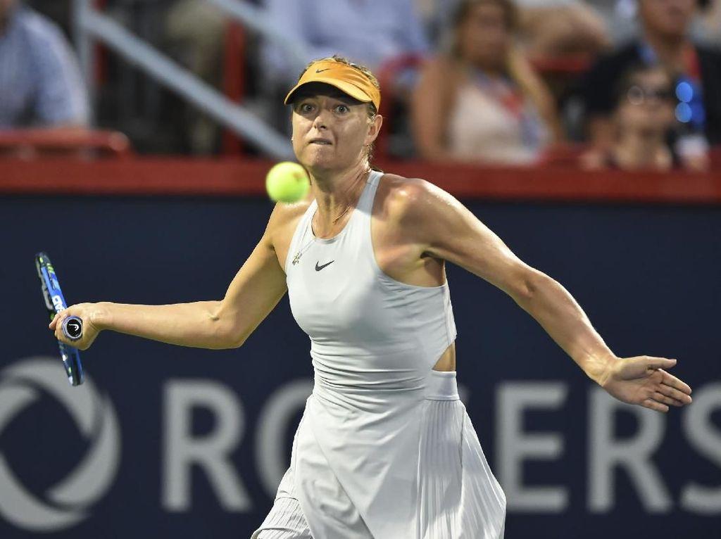 Sharapova dan Azarenka Menang Mudah di Rogers Cup