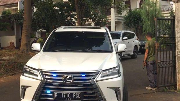 Prabowo Sambangi Salim Segaf, Deal Cawapres?